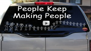 People Keep Making People